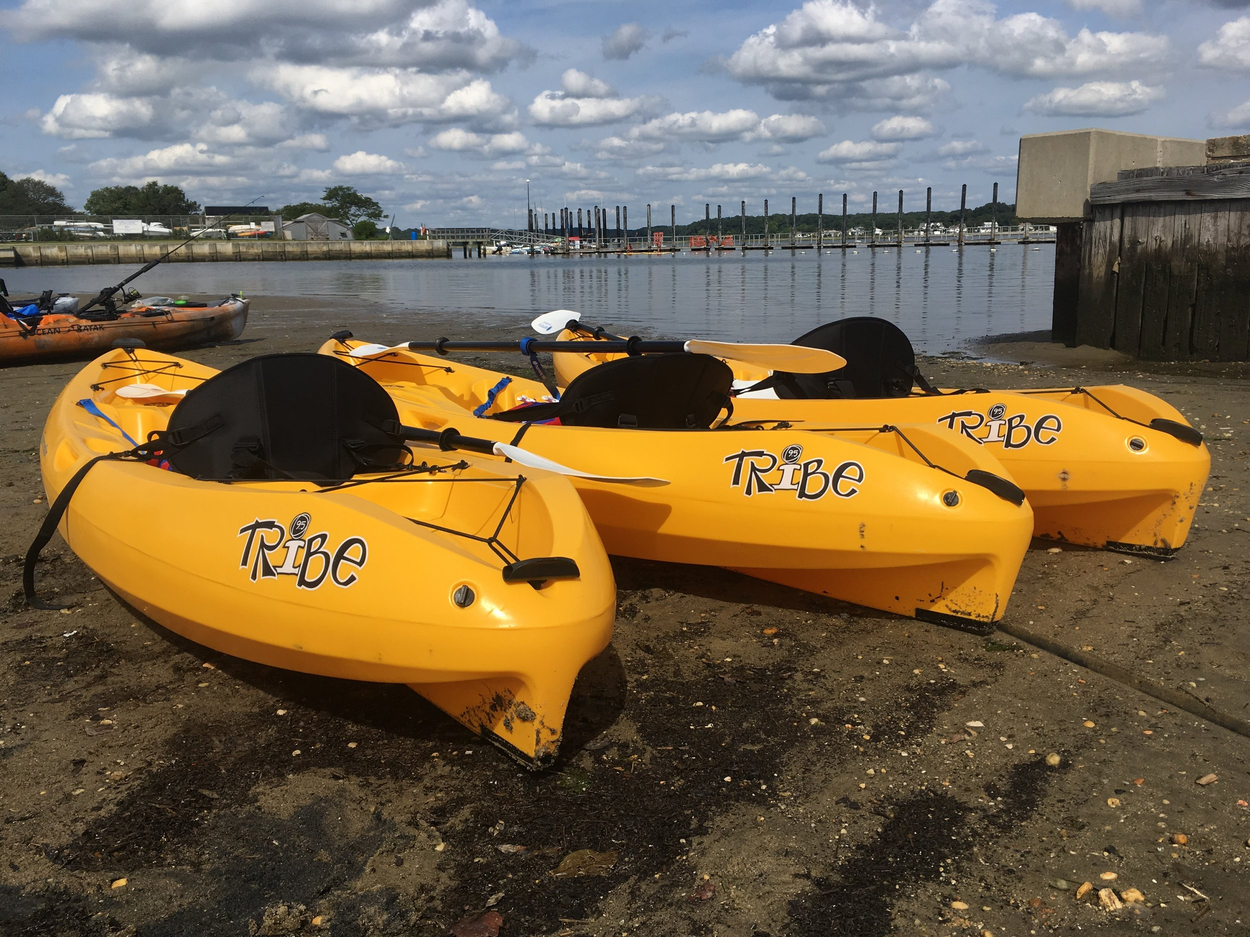 Schedule & events - Check out our weekend schedule and find out about our upcoming sunset, sunrise, full moon and eco-tour guided paddles as well as American Canoe Association skills courses.