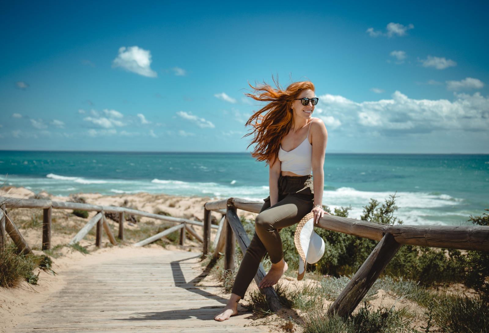 travel-blog-blogger-redhead-round-the-world-conil-spain-beach-hair-.JPG