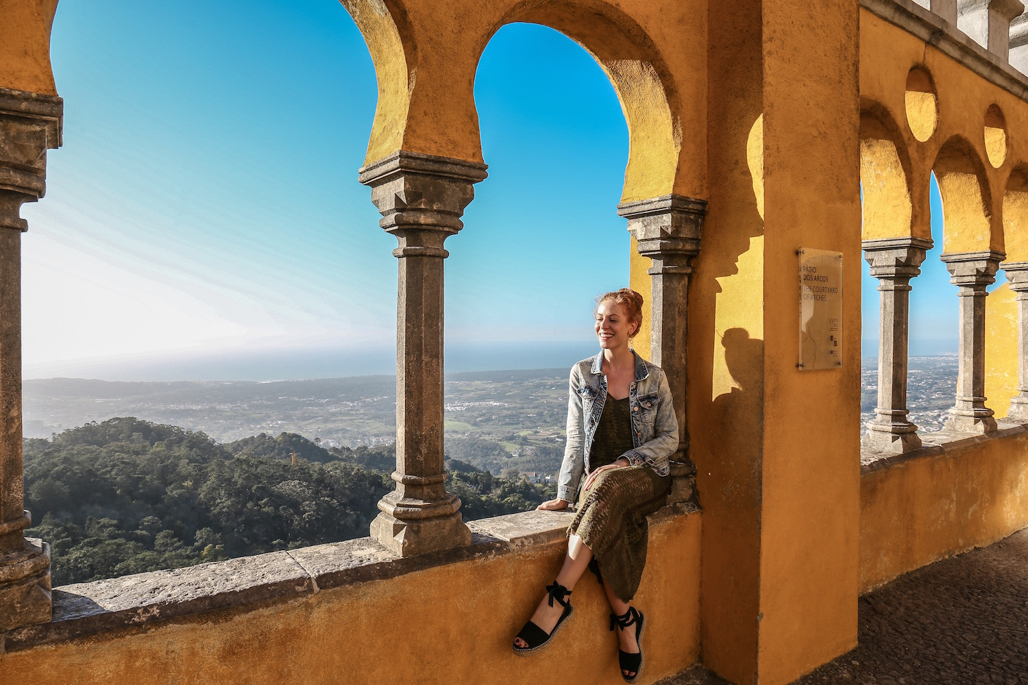 redhead-round-the-world-blog-blogger-portugal-europe-sintra-pena-palace-sun.JPG
