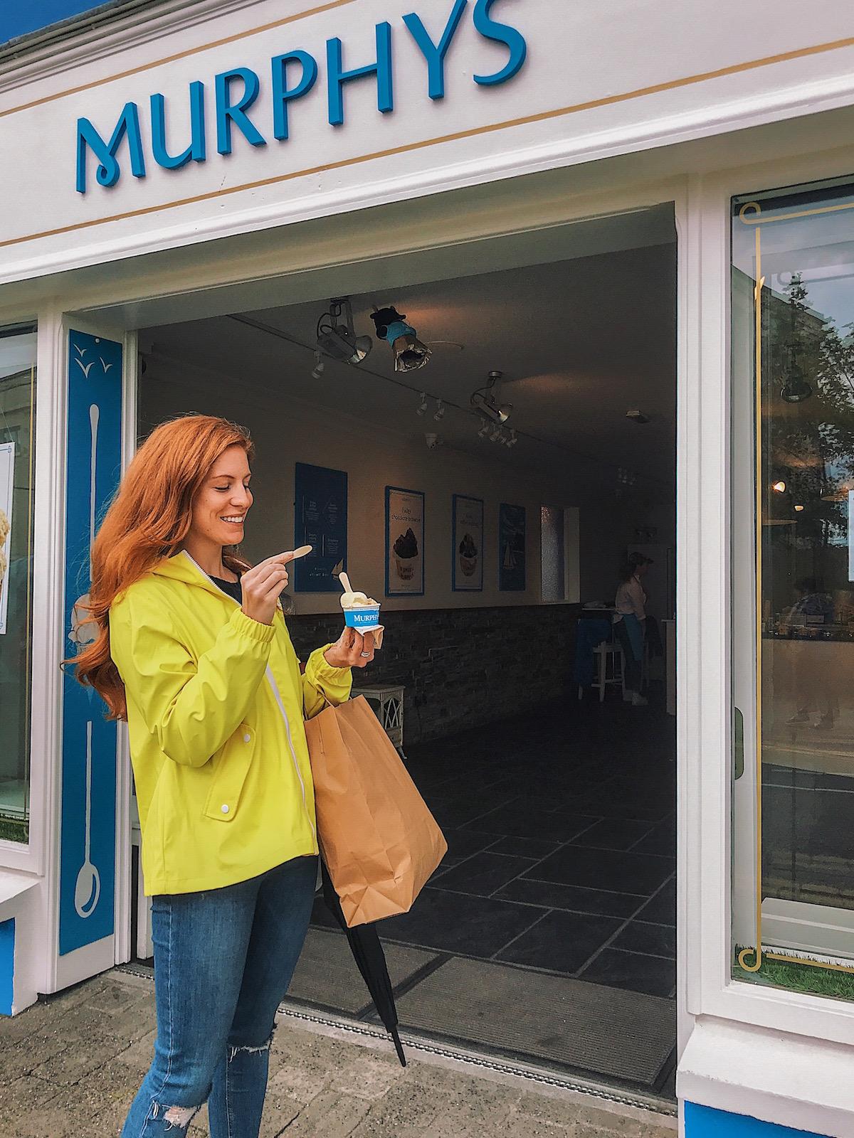 redhead-round-the-world-blogger-ireland-destinations-murphys-dingle-ice-cream.JPG