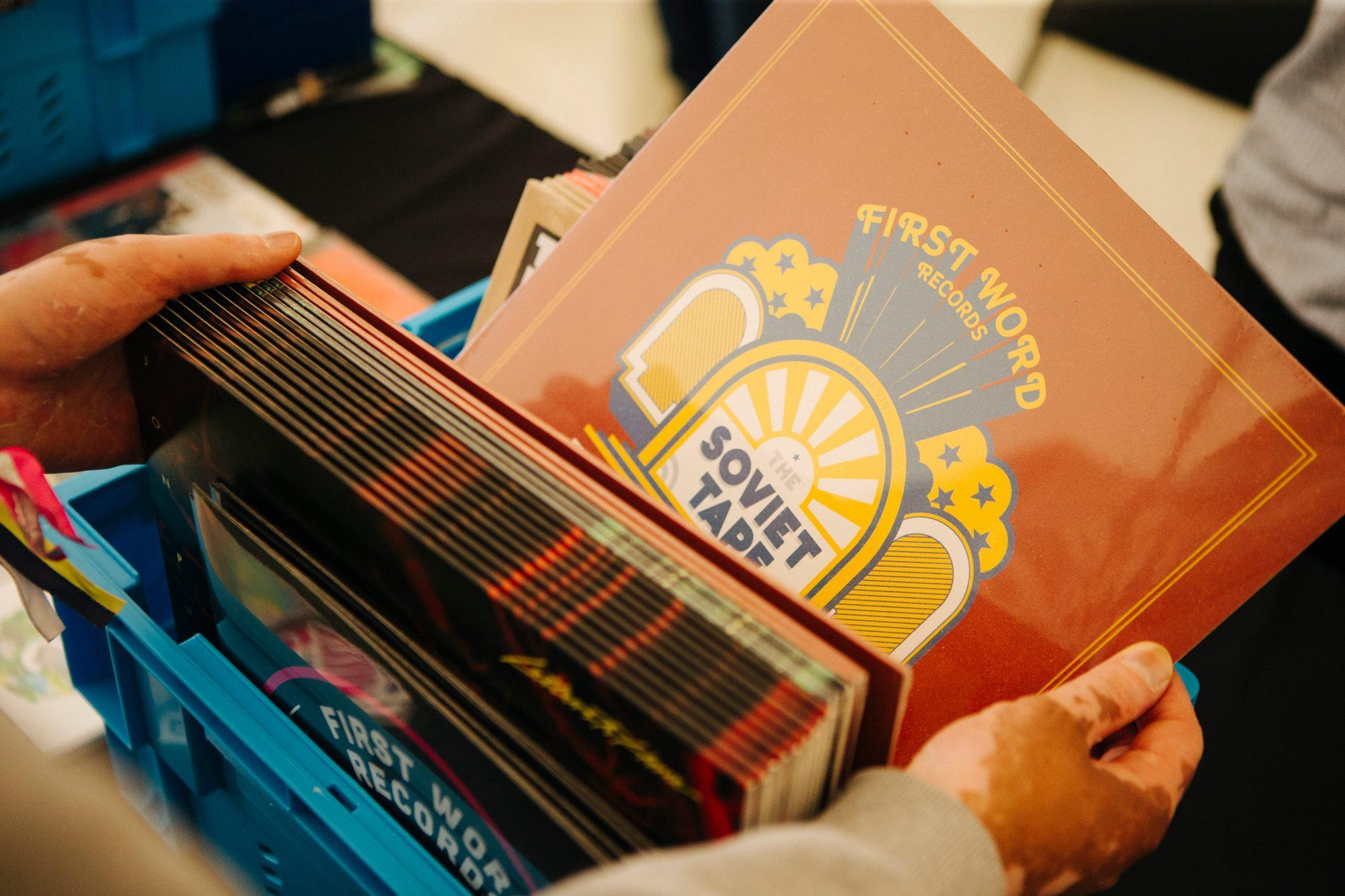 Record Fair -
