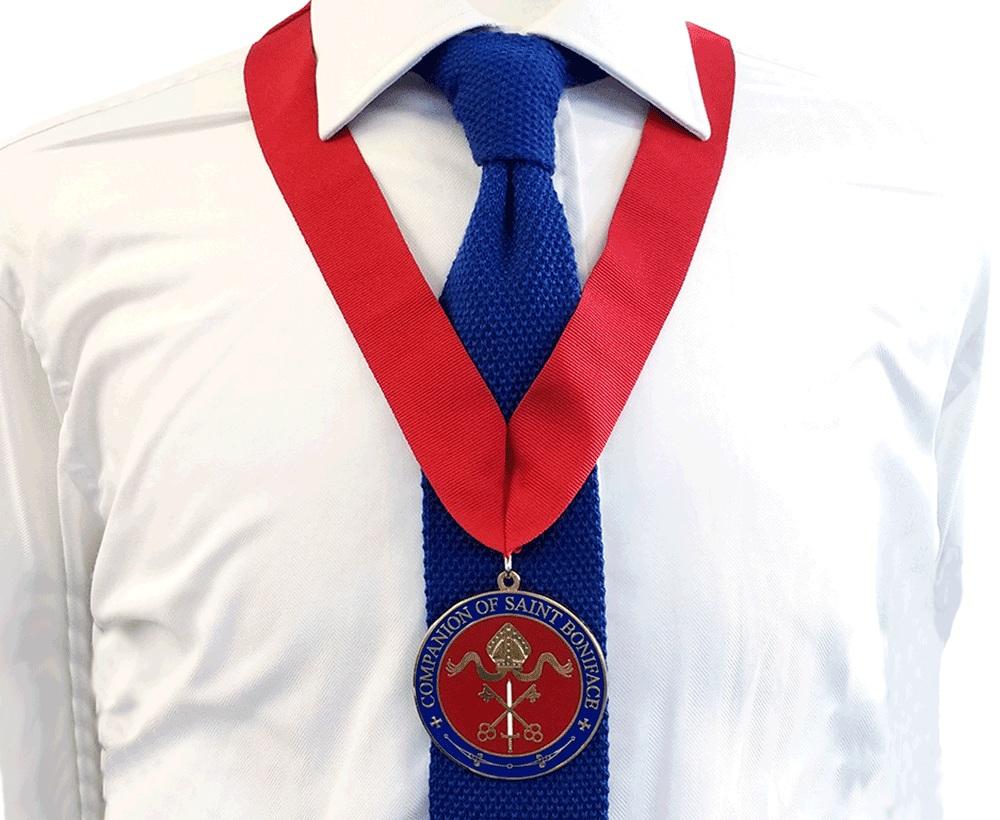 Saint-Boniface-Medal-on-model.png