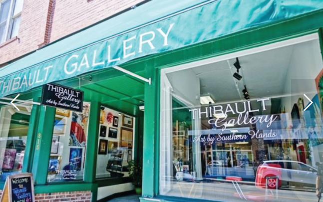 Thibault Gallery   815 Bay Street, Beaufort, SC