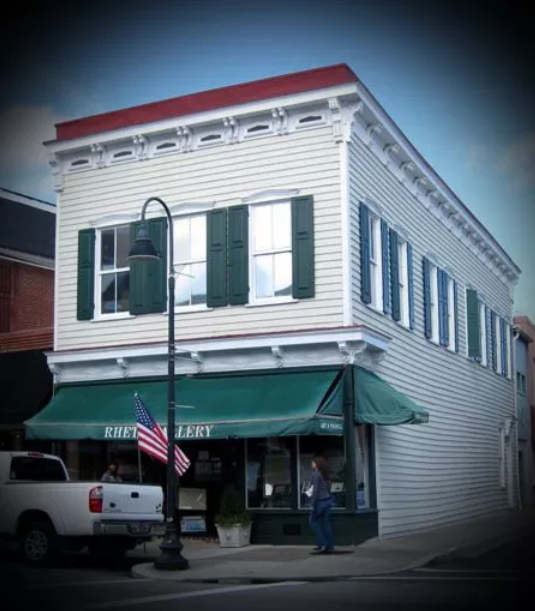Rhett Gallery   901 Bay Street, Beaufort, SC