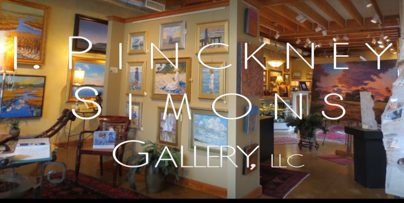 I Pinckney Simmons Gallery   711 Bay Street,  Beaufort, SC