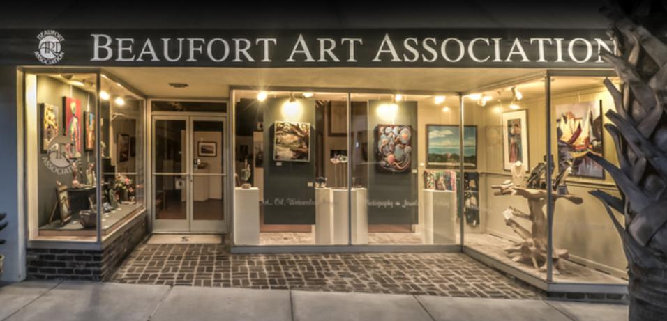 Beaufort Art Association   913 Bay Street, Beaufort, SC