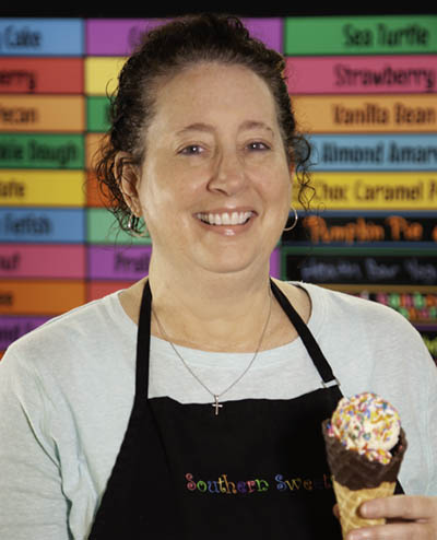 Dianna Baker, Owner - Southern Sweets Beaufort