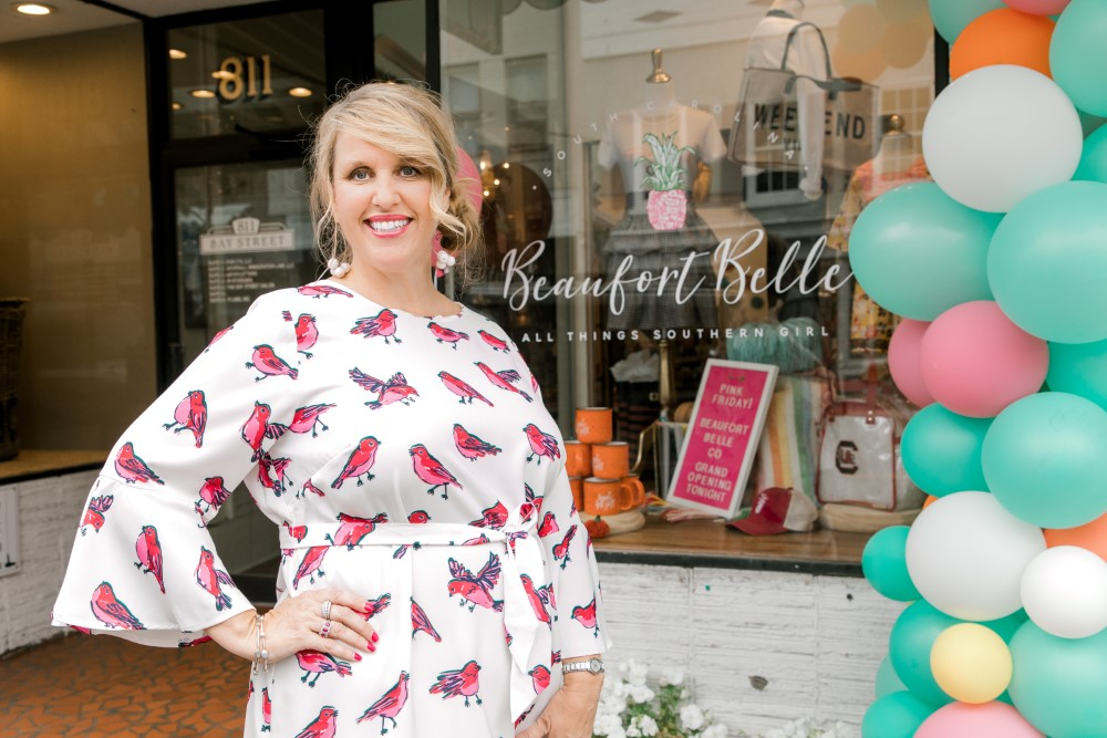 Beaufort Belle Company - Owner, Rachel Loomis