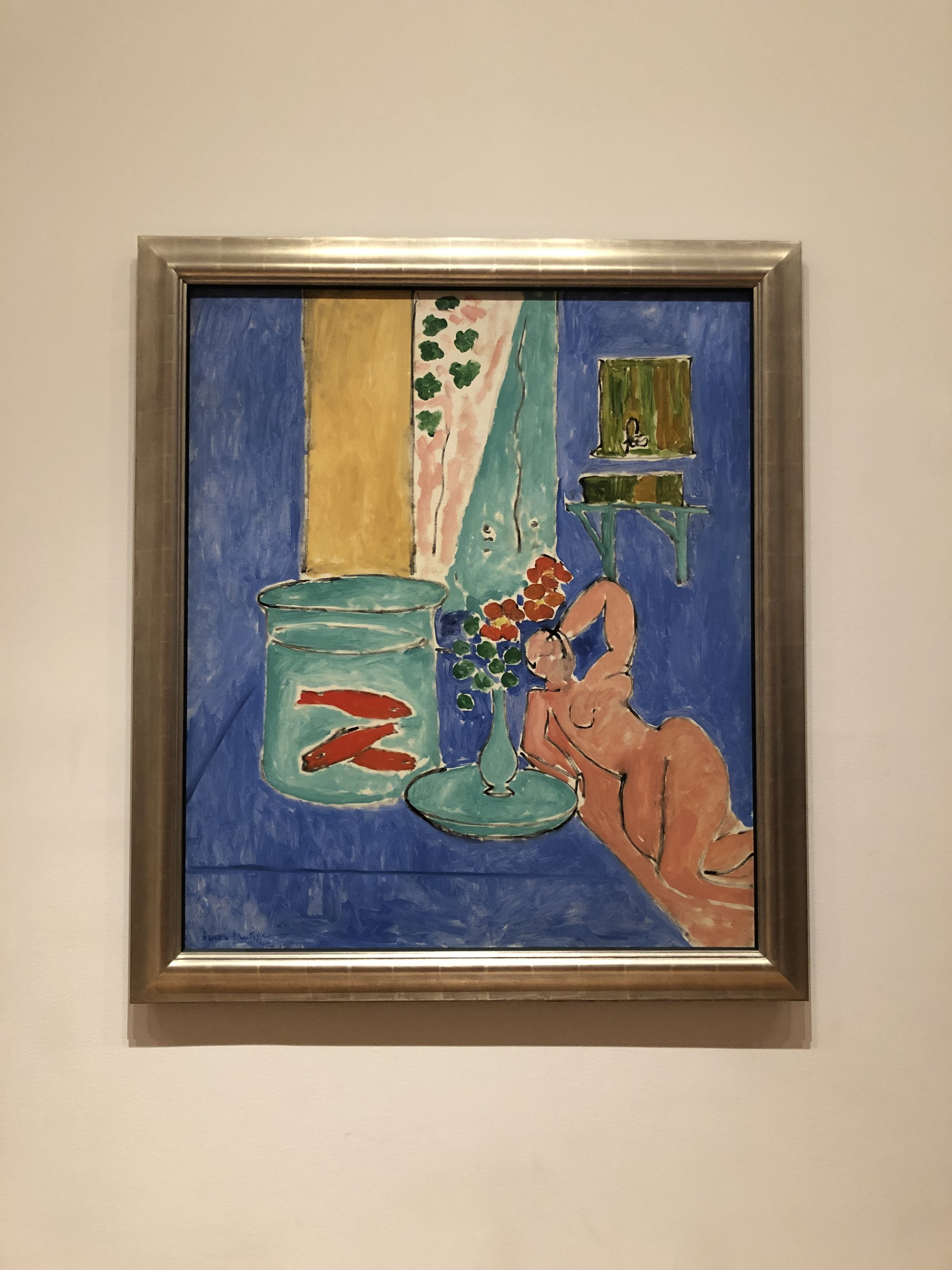 Picasso, at MoMA