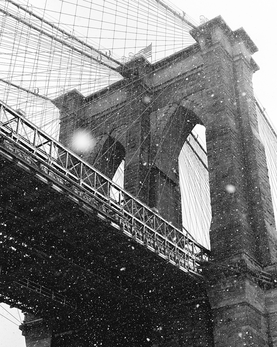 """Snow Day in the BK"" - Brooklyn, NY"