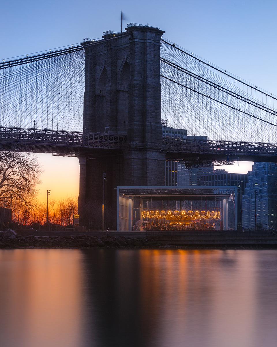 """""""Merry Go Round"""" - Brooklyn, NY"""