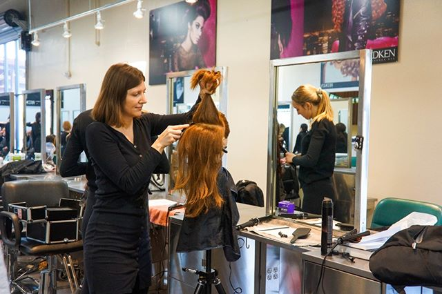 Ready to style all types of hair into all types of styles? Learn more about our Cosmetology Program today!