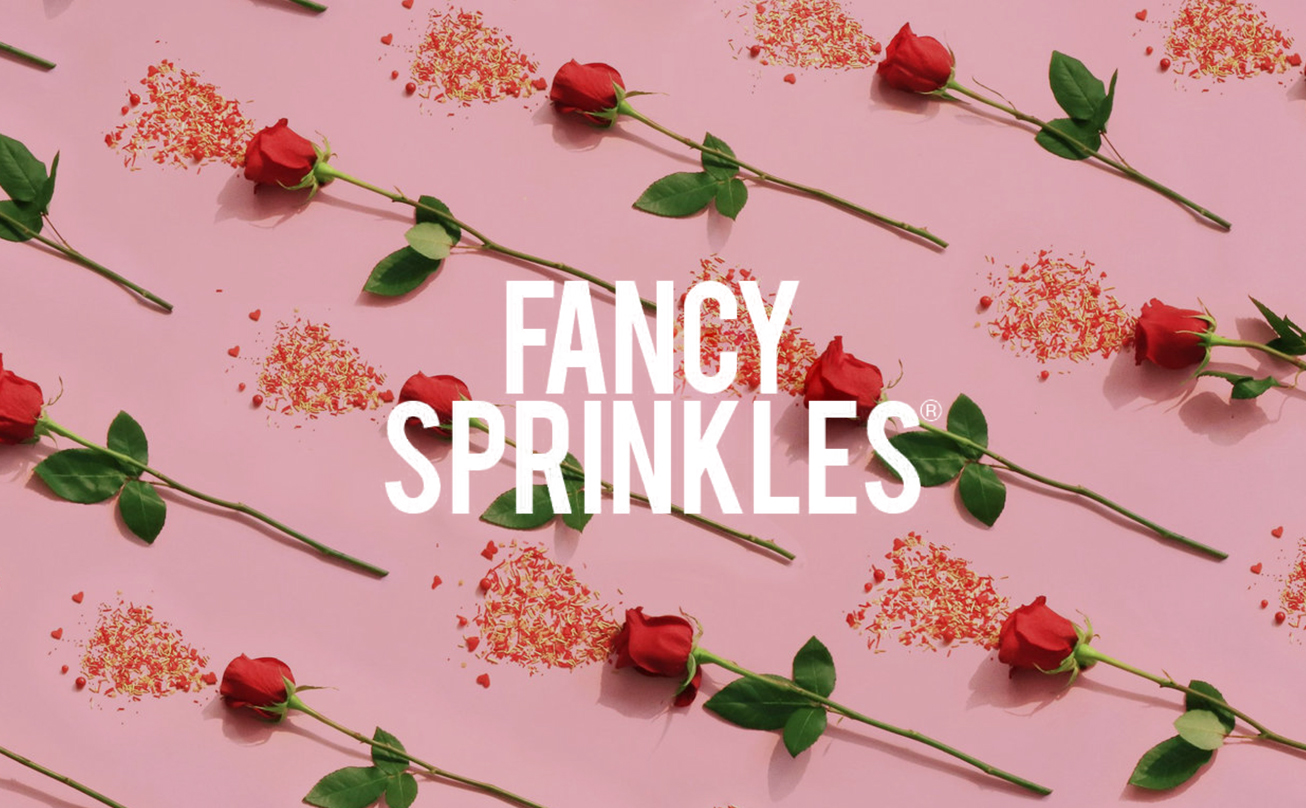 FANCY SPRINKLES   Fancy Sprinkles is a luxury confectionery topping company offering a high quality product, complemented by millennial branding, and premium content.    fancysprinkles.com