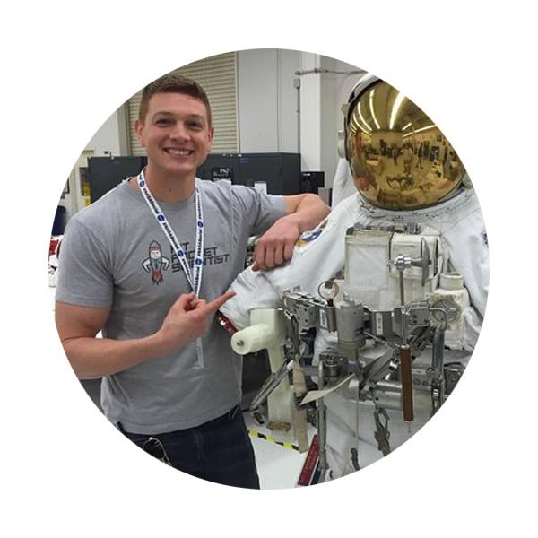 Former NASA Rocket Scientist