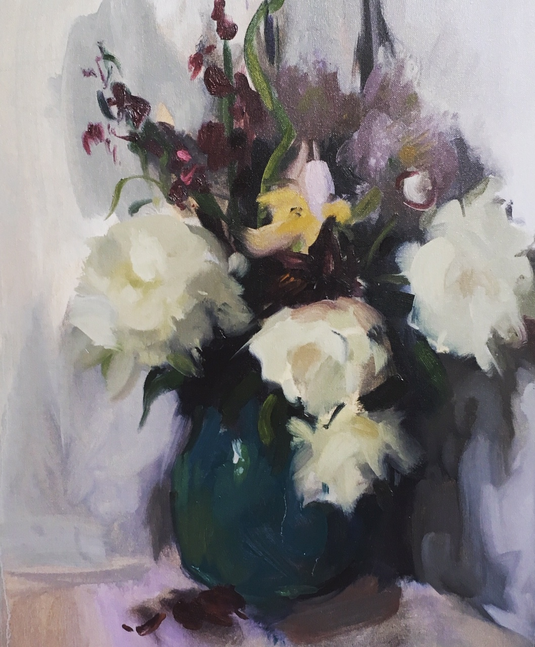 Floral by Serena Rowe, from AOH, 2019