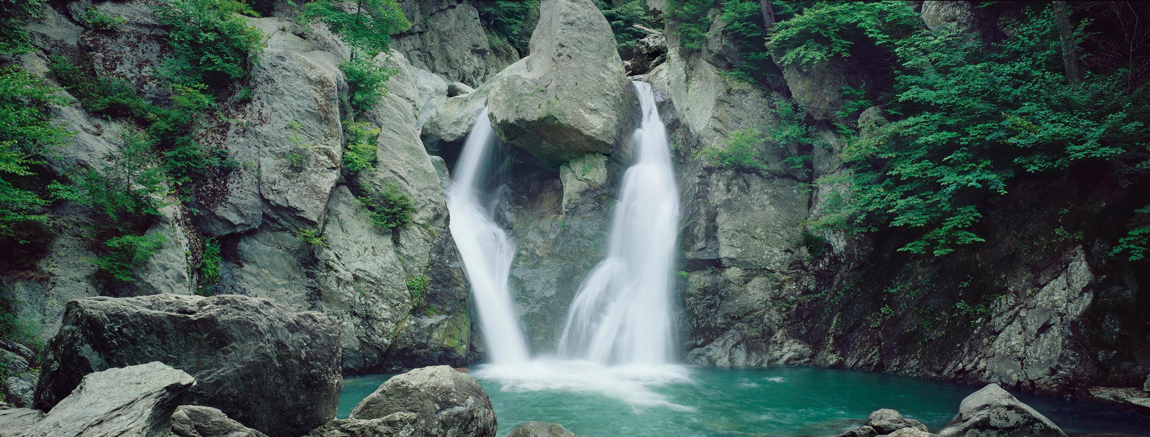 Bash Bish Falls  - The Berkshires
