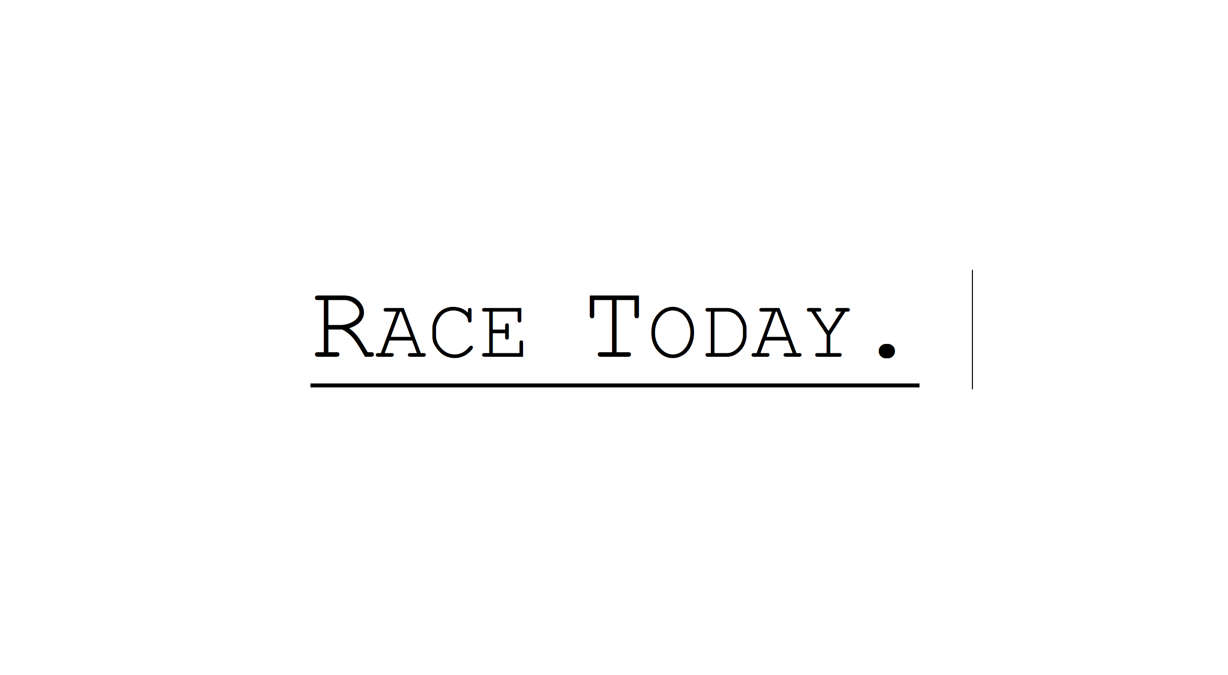 RACE TODAY 2019 -