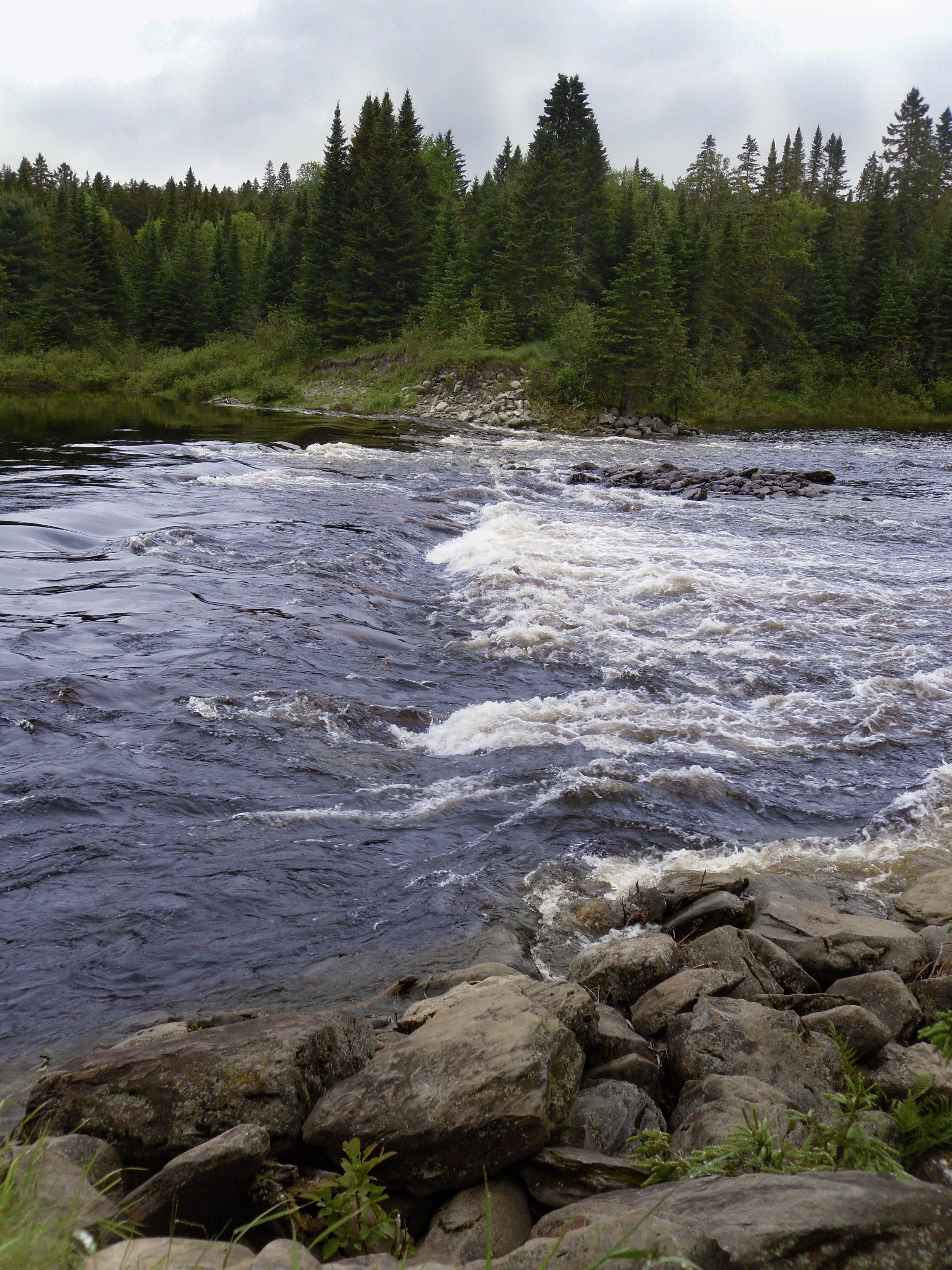 Long Lake Dam, courtesy of Bryan Abbott