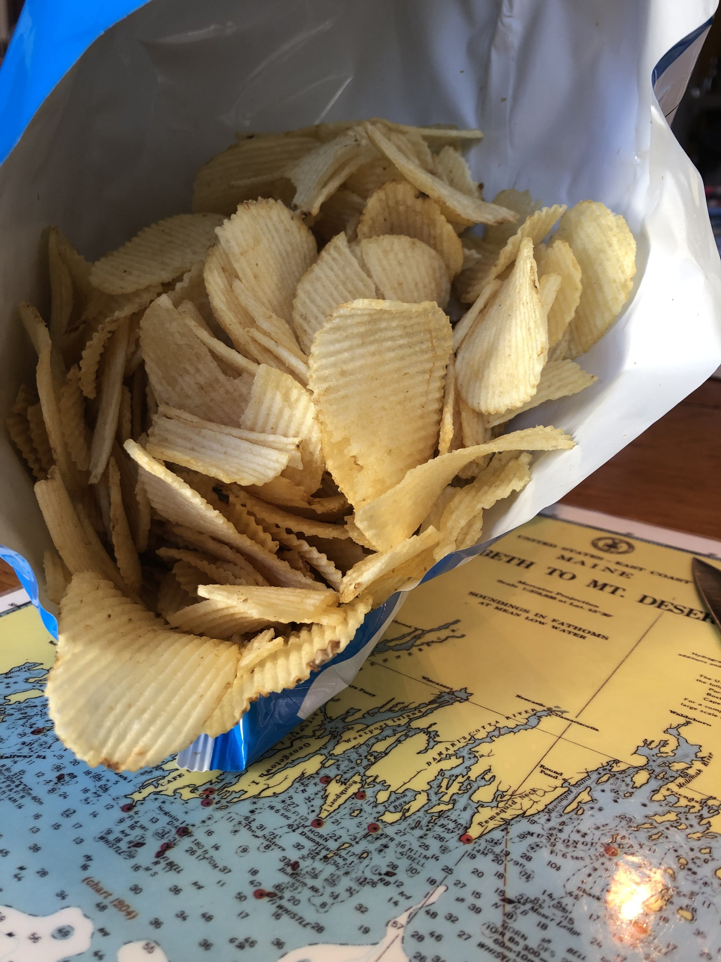 Potato chip proof
