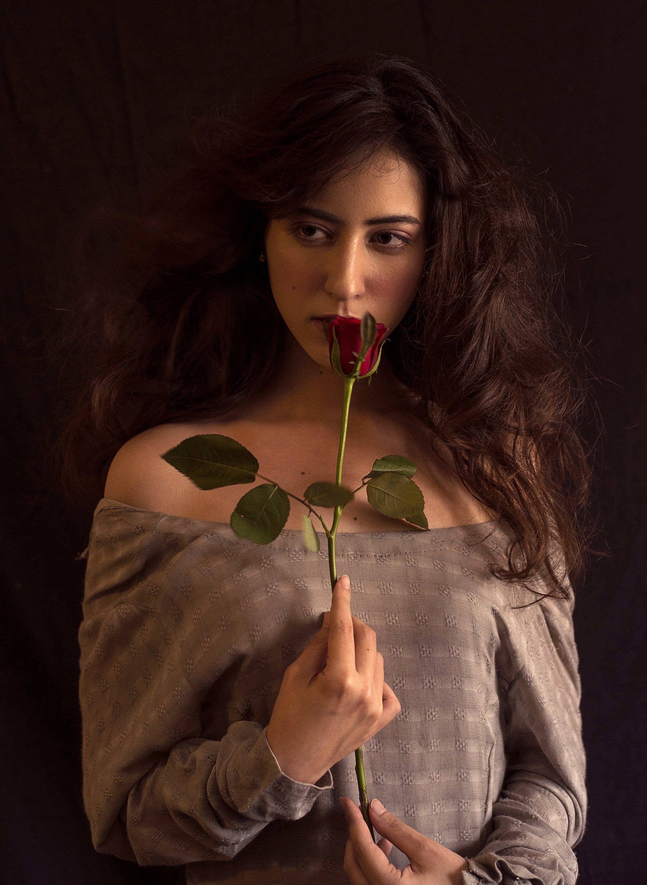 Amo Amore - by Amie B. Rodriguez & Vikash Signh, March 2018 Kodd Magazine, FR