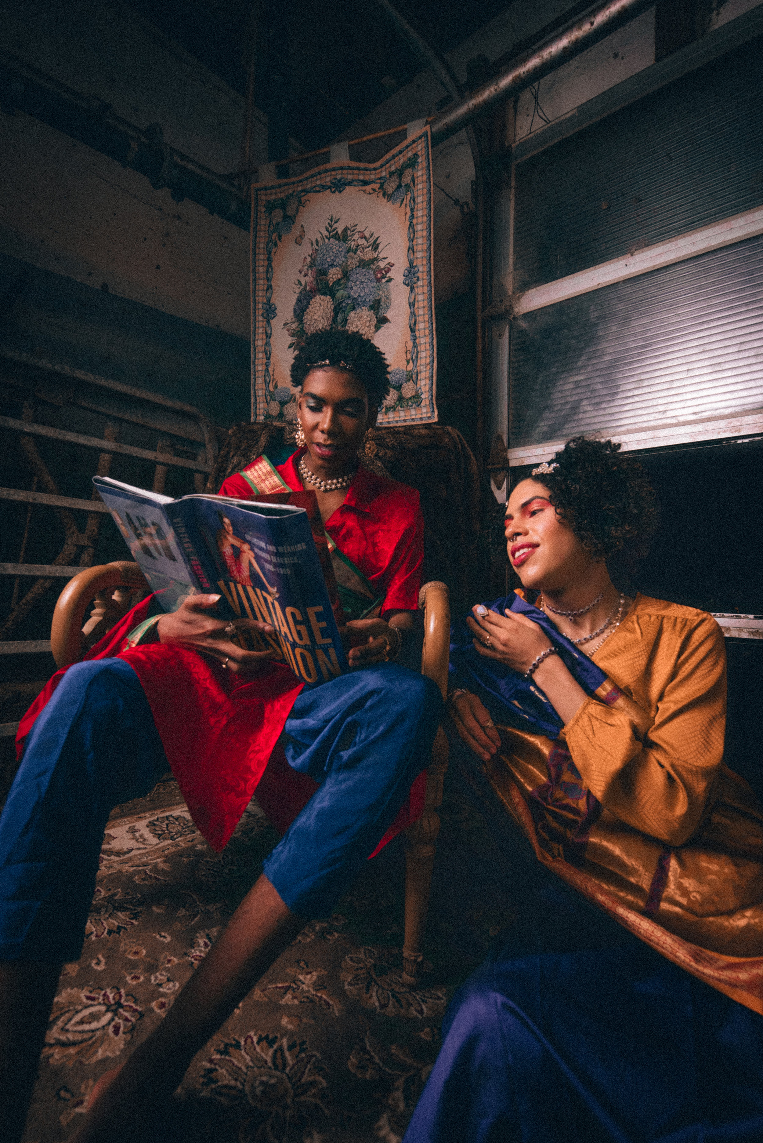Kyle & Taylor: a love story - by Amie B. Rodriguez, June 2019 KALTBLUT., DEU