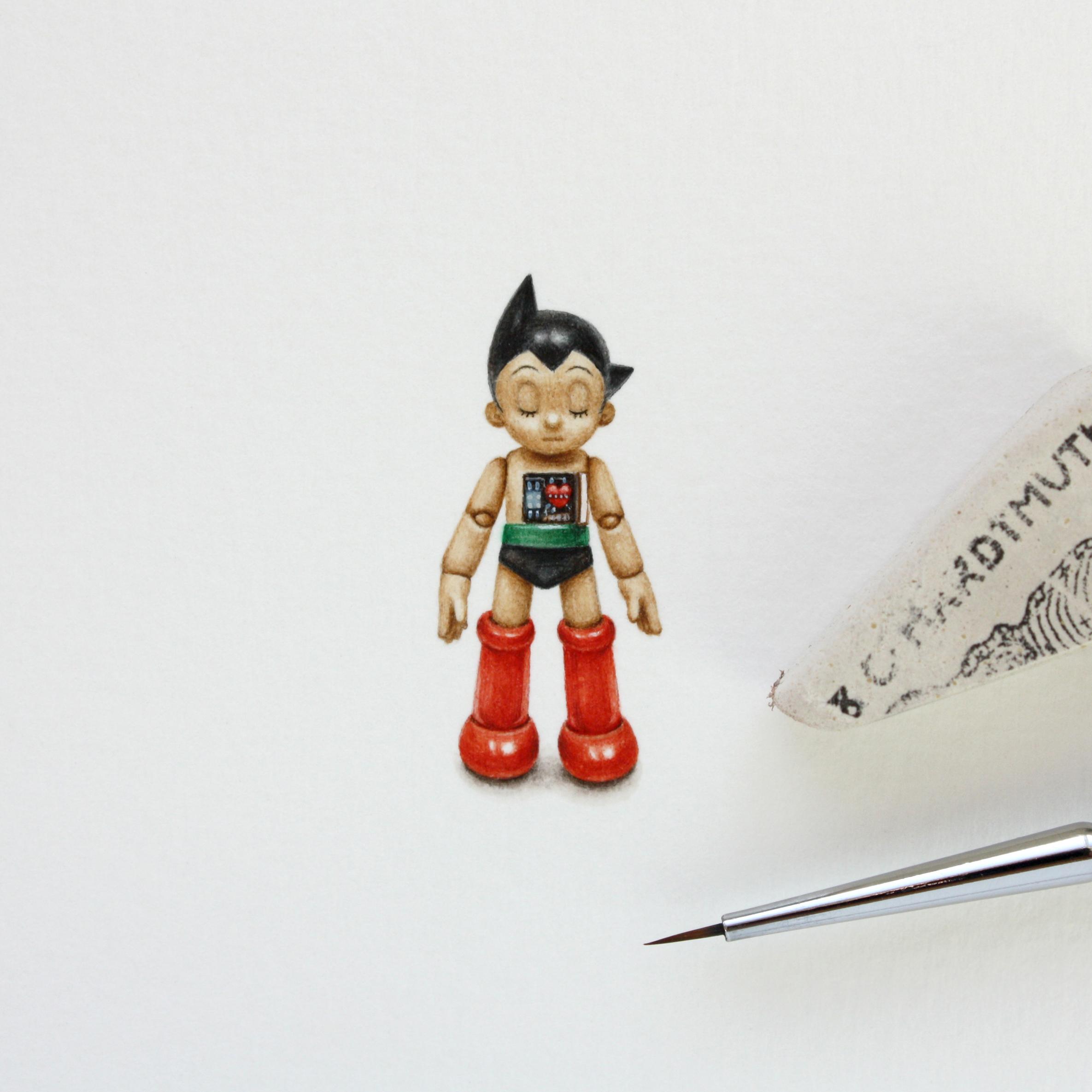 Astro Boy, 2019