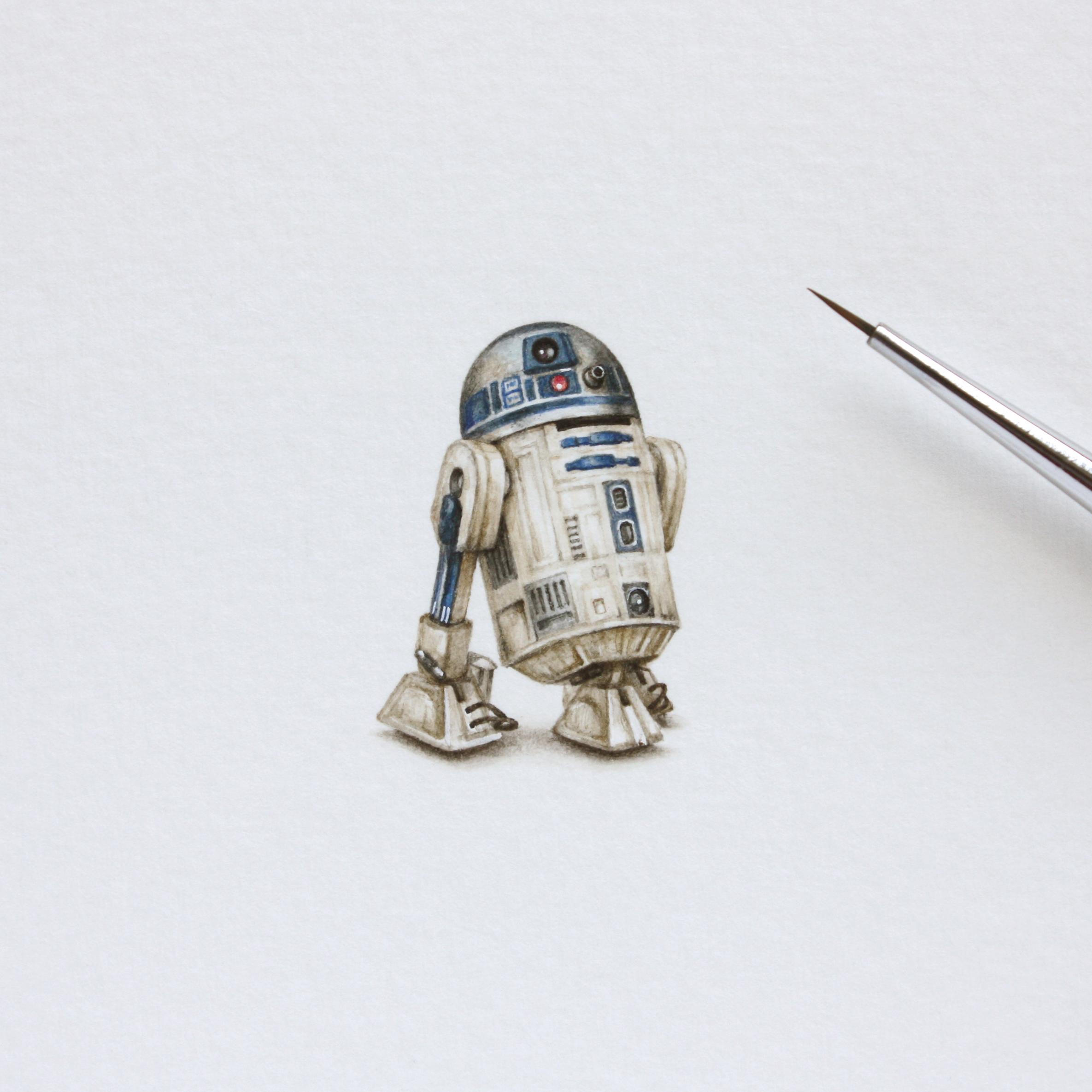 R2-D2, 2019