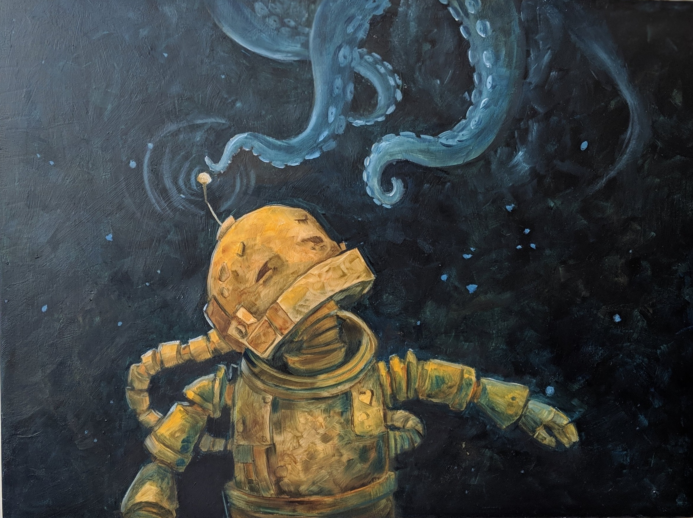 In the Deep Bot, 2019