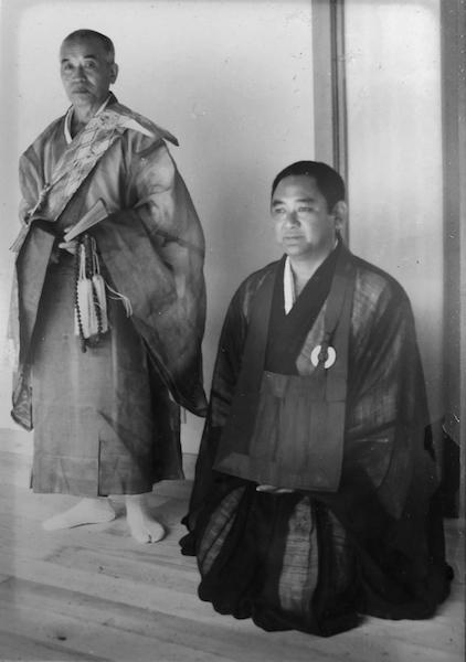 Omori Sogen Rotaishi and Tanouye Tenshin Rotaishi