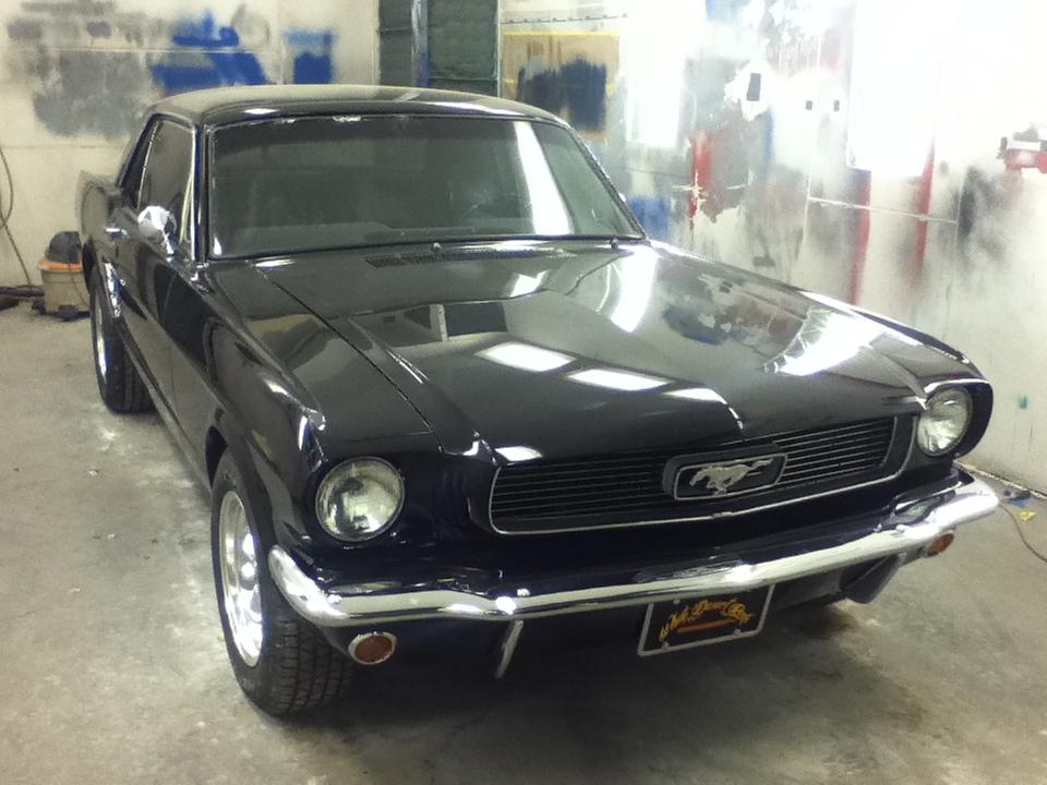 1966 - Mustang