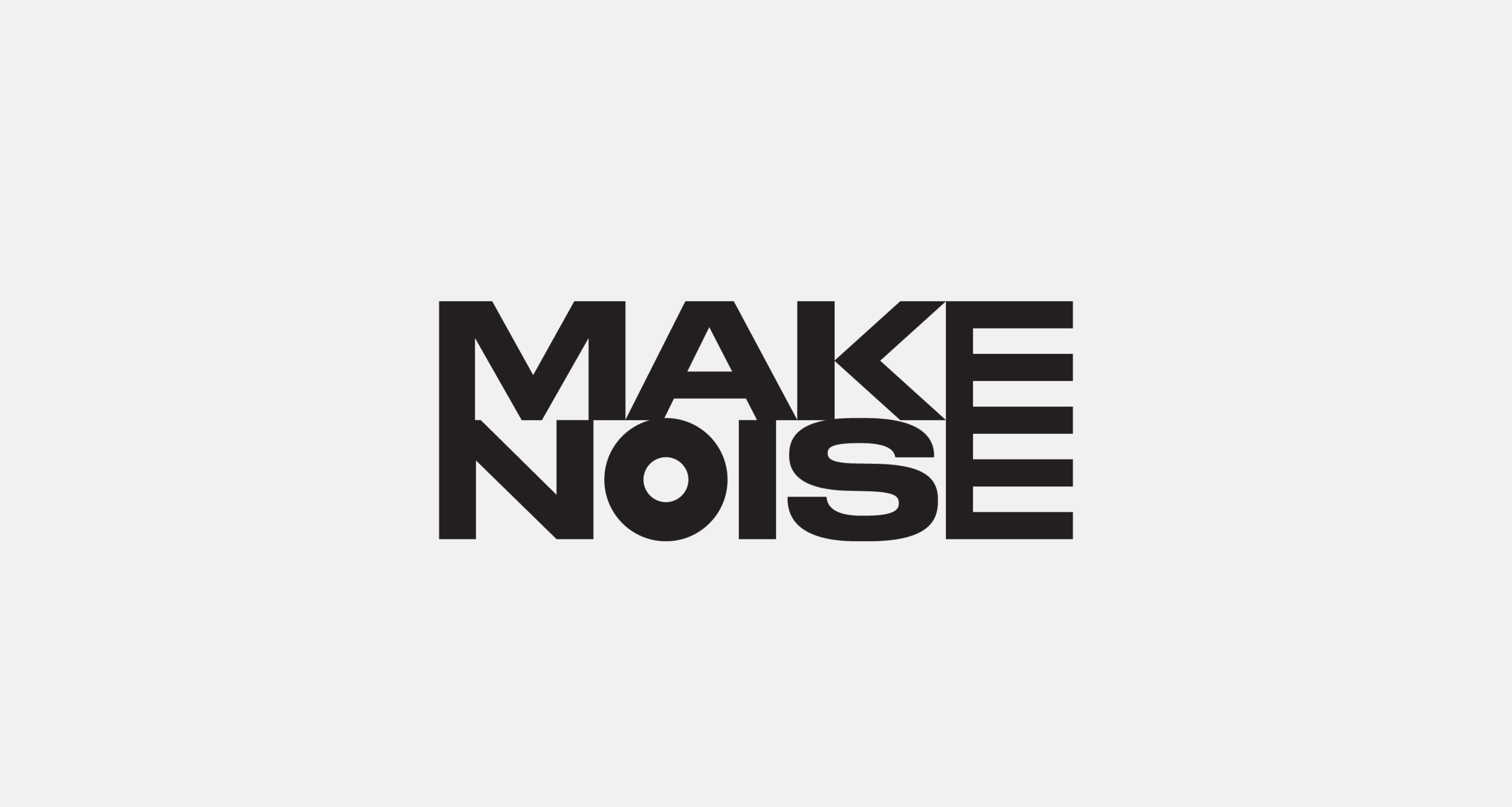 Make Noise – Event
