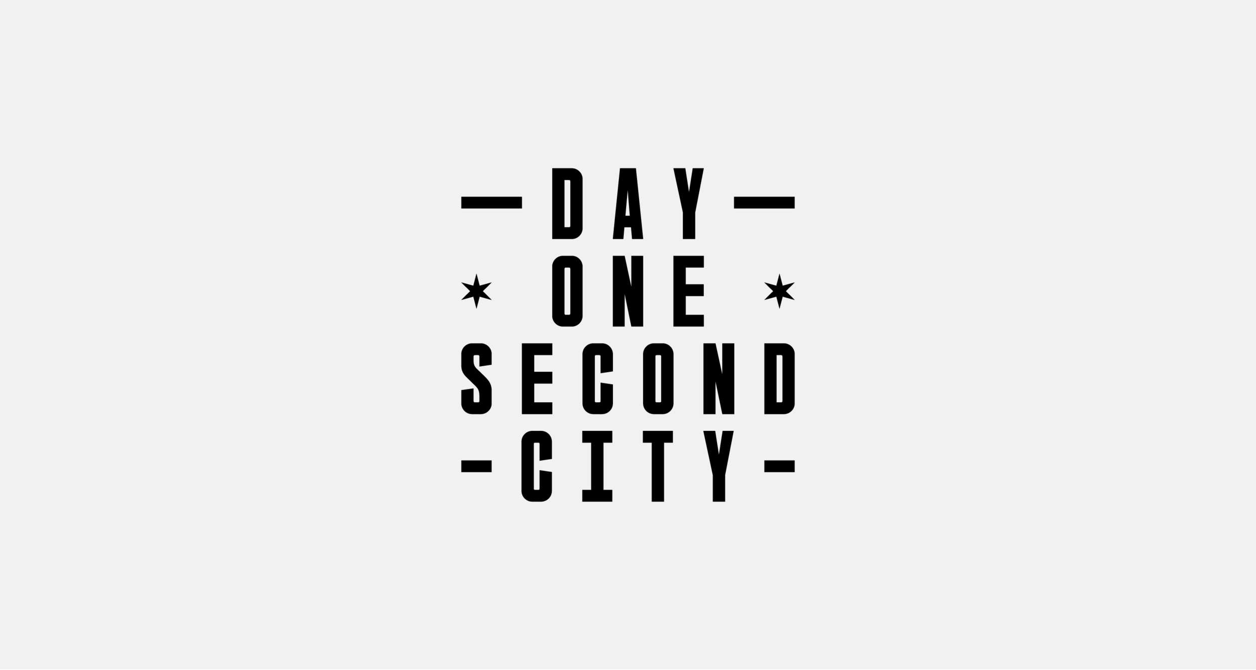 Day One Second City – City Initiative