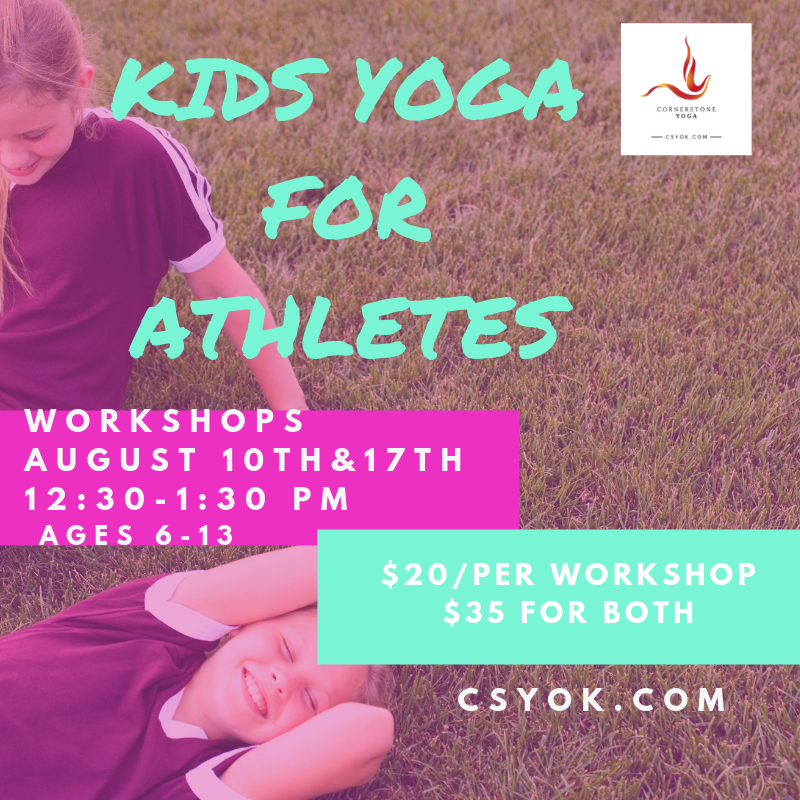 Kids Yoga For Athletes Cornerstone Yoga