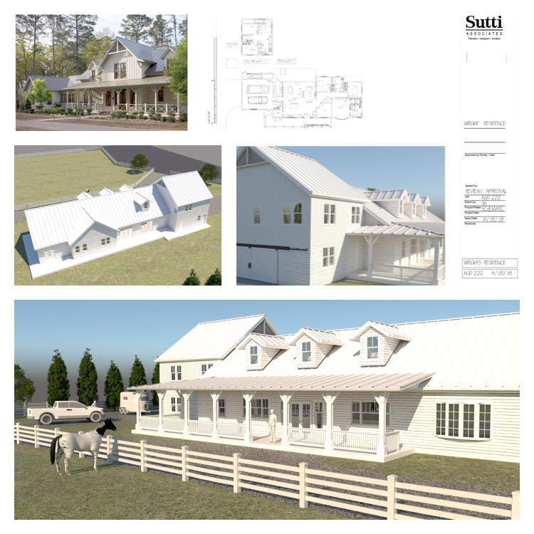 Design & Develop - Next, we'll figure out what you want by designing and creating renderings to bring your vision to life.