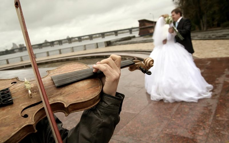 WEDDINGS - Let us create the soundtrack to your fairy tale wedding.