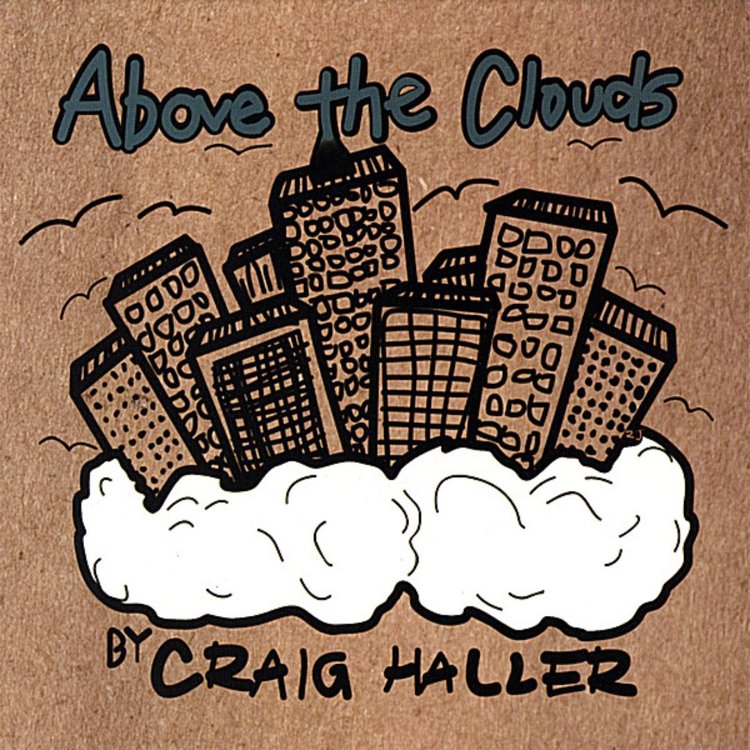 Above the Clouds album cover