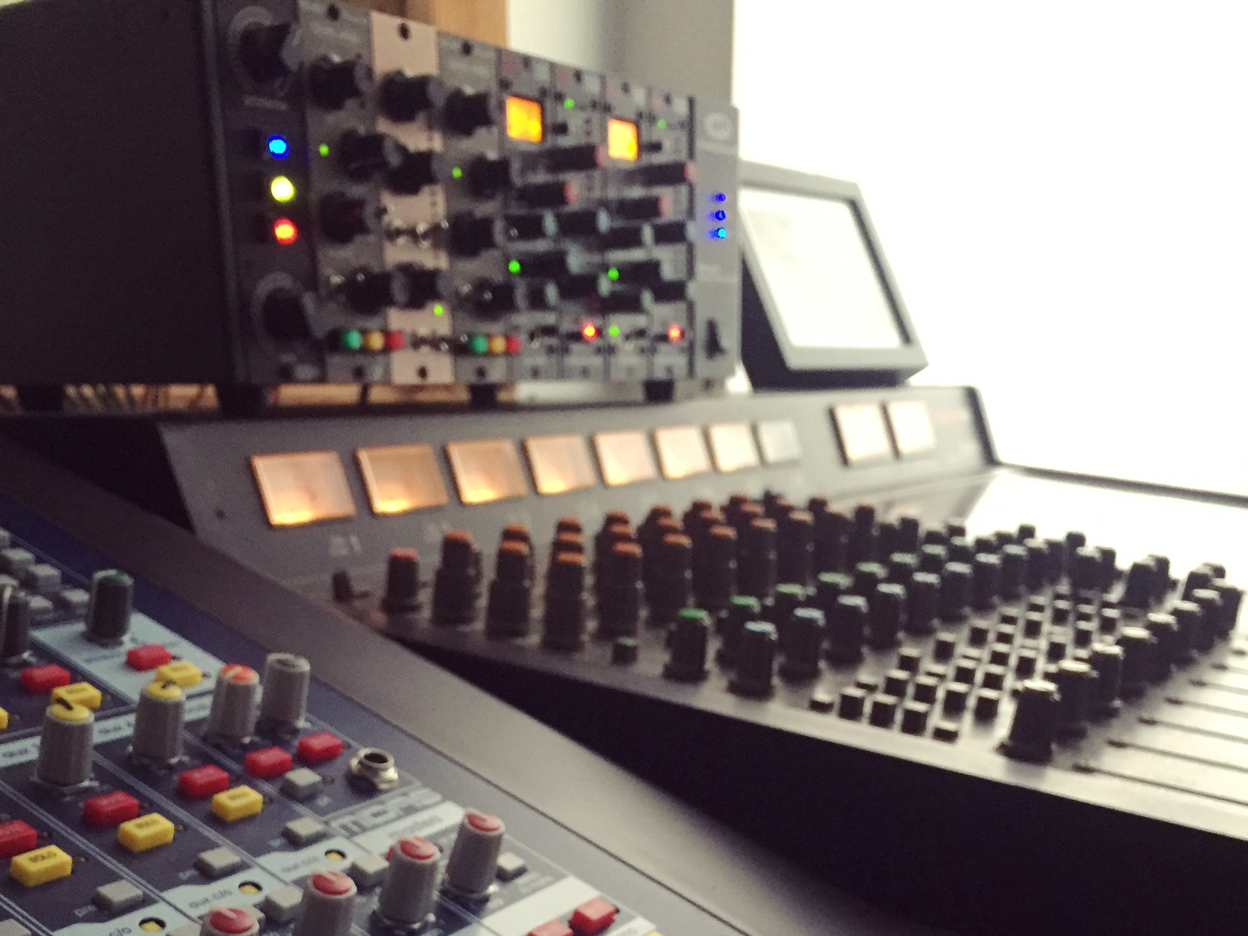 WHY RECORD AT THE ORCHARD? - Albums to audiobooks, we do it all. In an environment designed to let you focus.