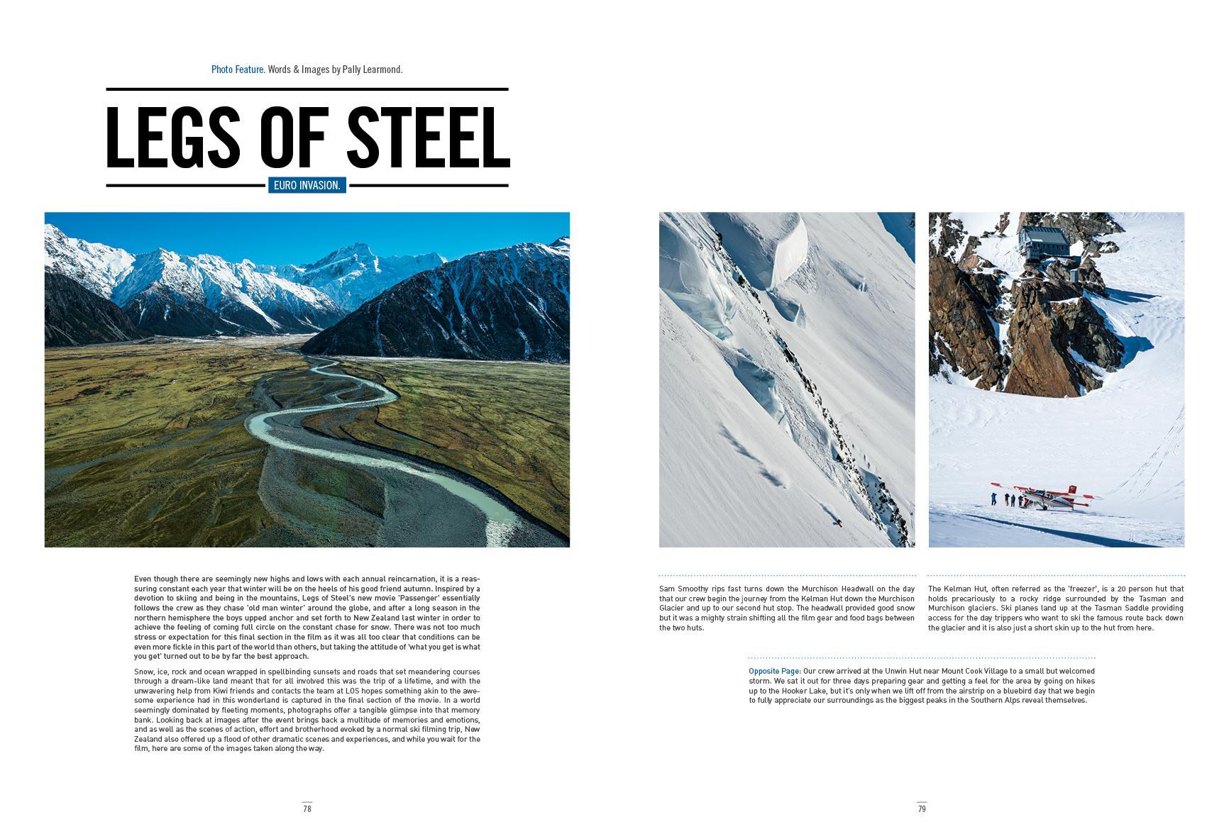 NZ Skier Magazine