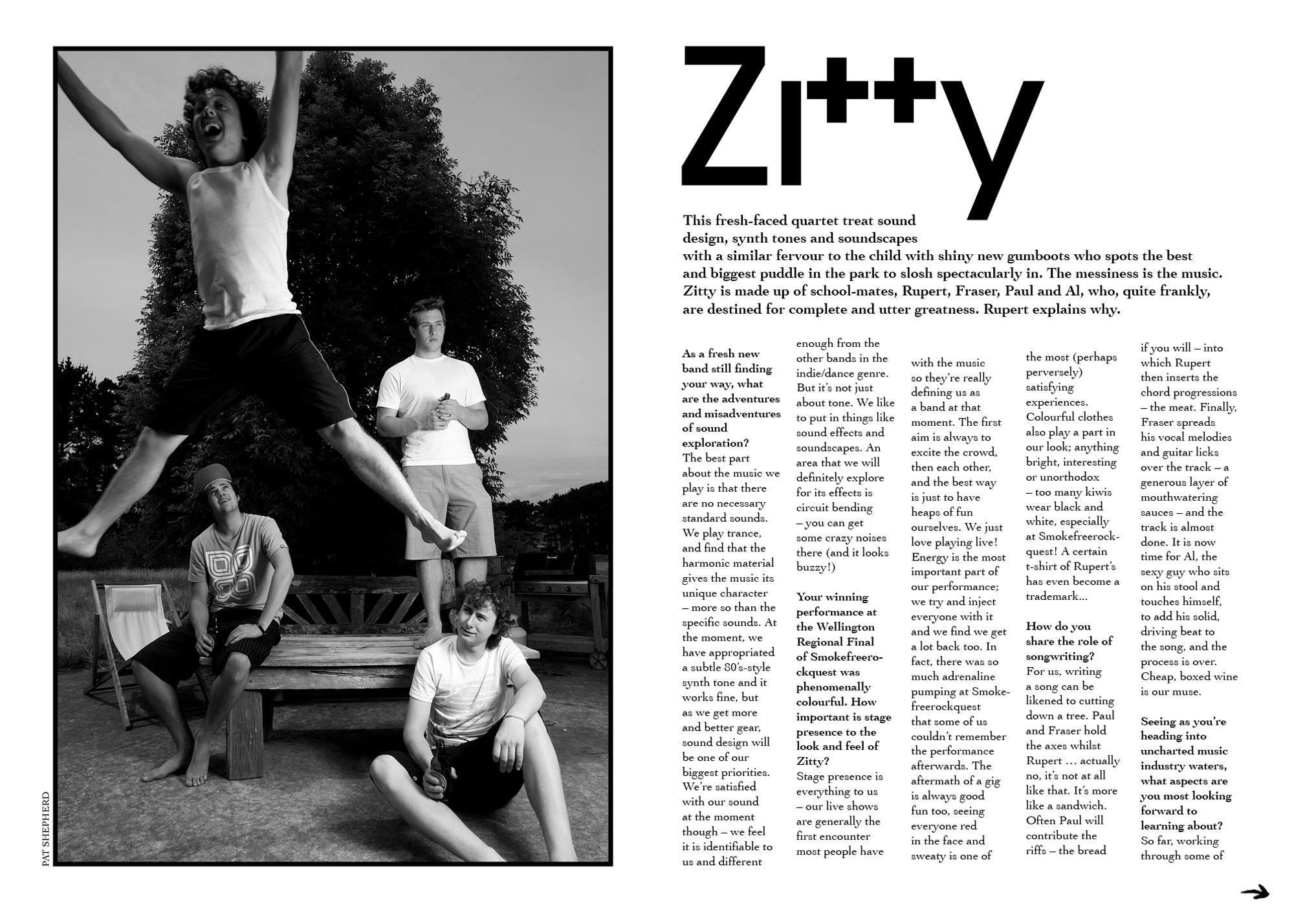 Exposure Lifestyles Magazine