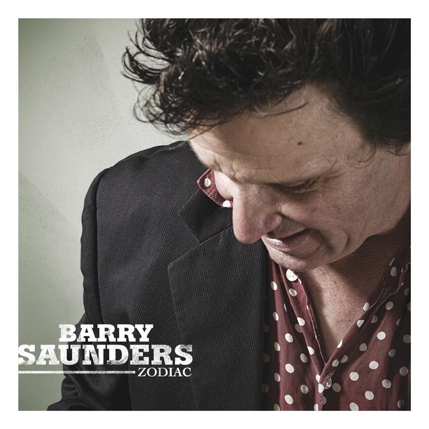 Barry Saunders album art