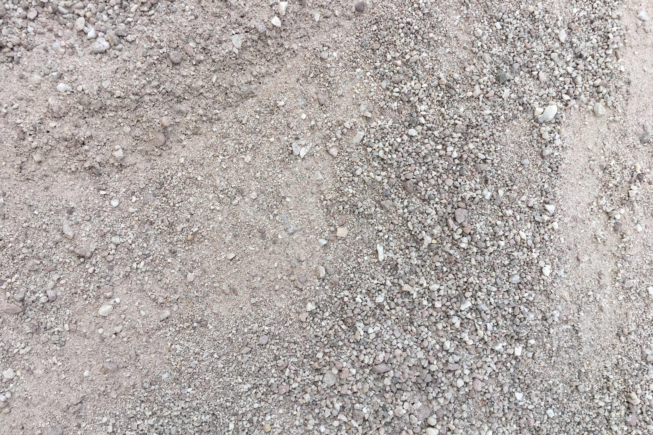 Potting Sand -