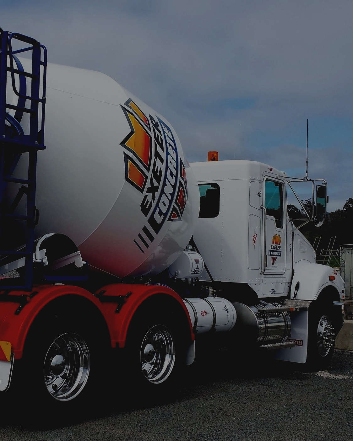 Concrete - We provide concreting services in the Tamar Valley and surrounds.Find out more >