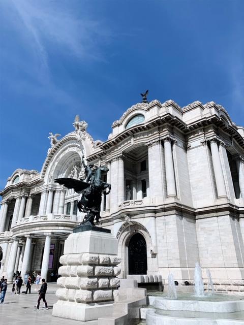 Museo Bellas Artes, CDMX