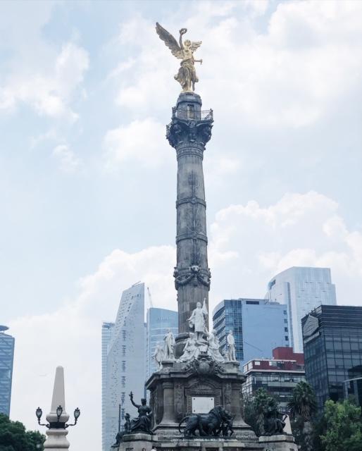 Angel of Independence, Reforma, CDMX