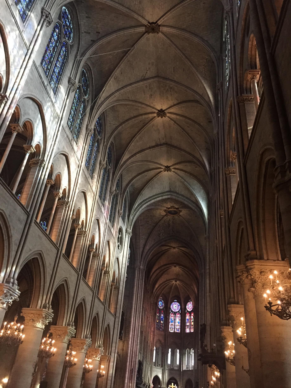 Cathedral Notre Dame, 3rd Arr., Paris