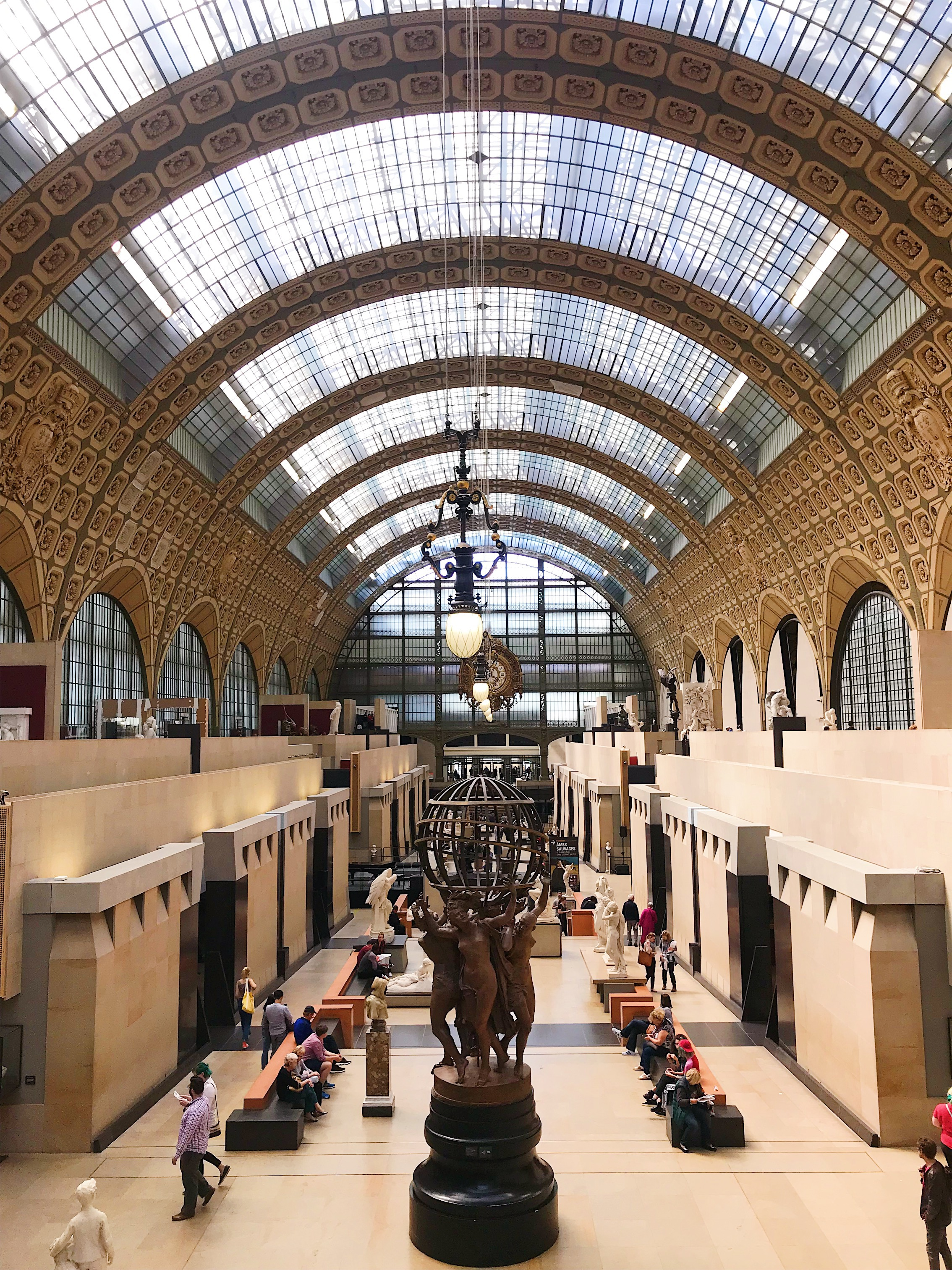 Musée d'Orsay , 7th eme, Paris