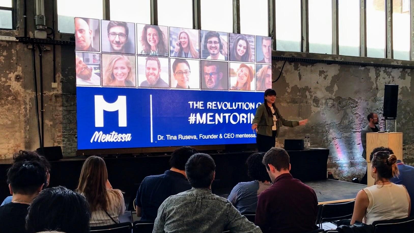 Mentessa Startup Pitch TOA