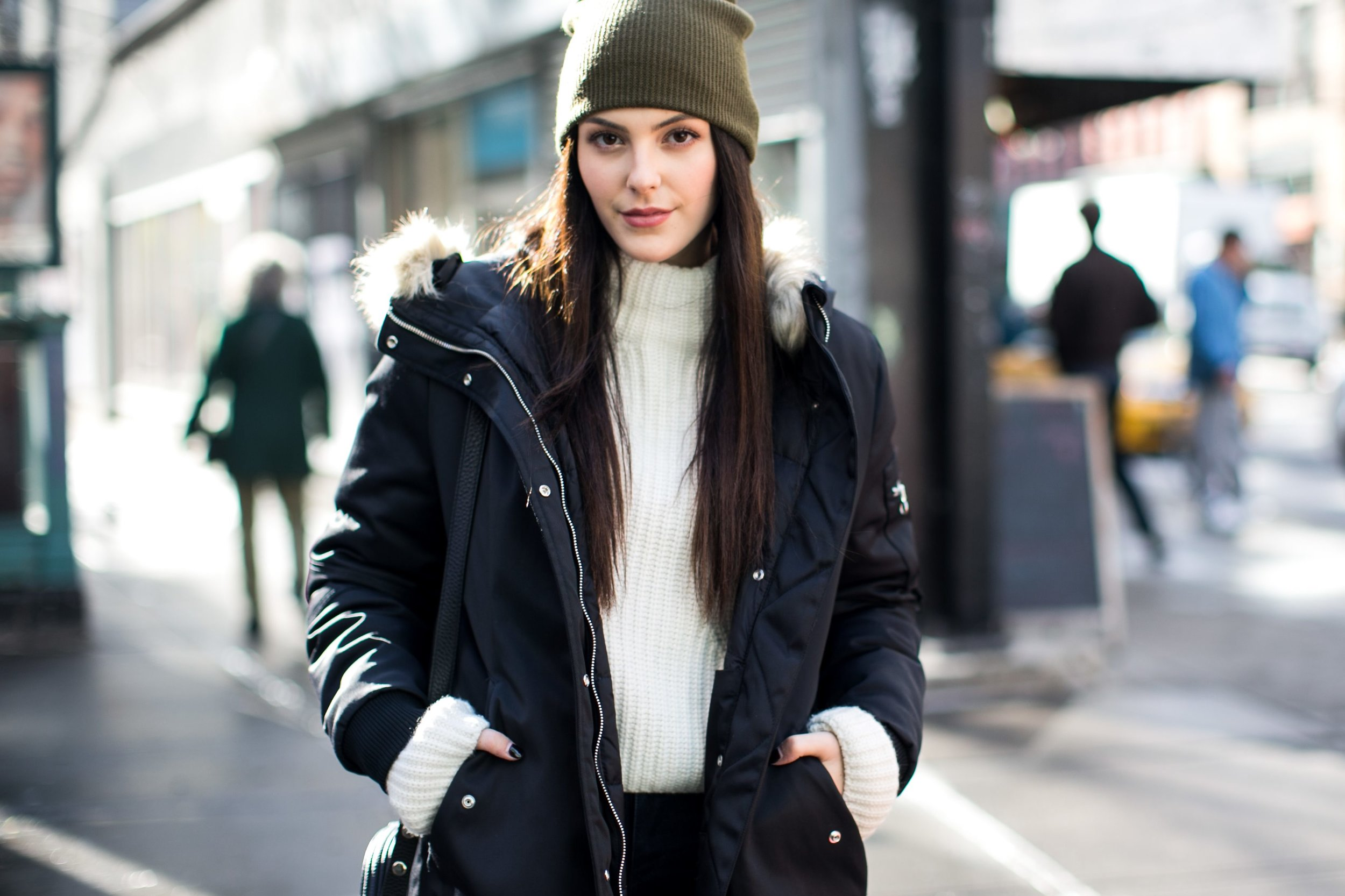 Julia Friedman New York Trip in December