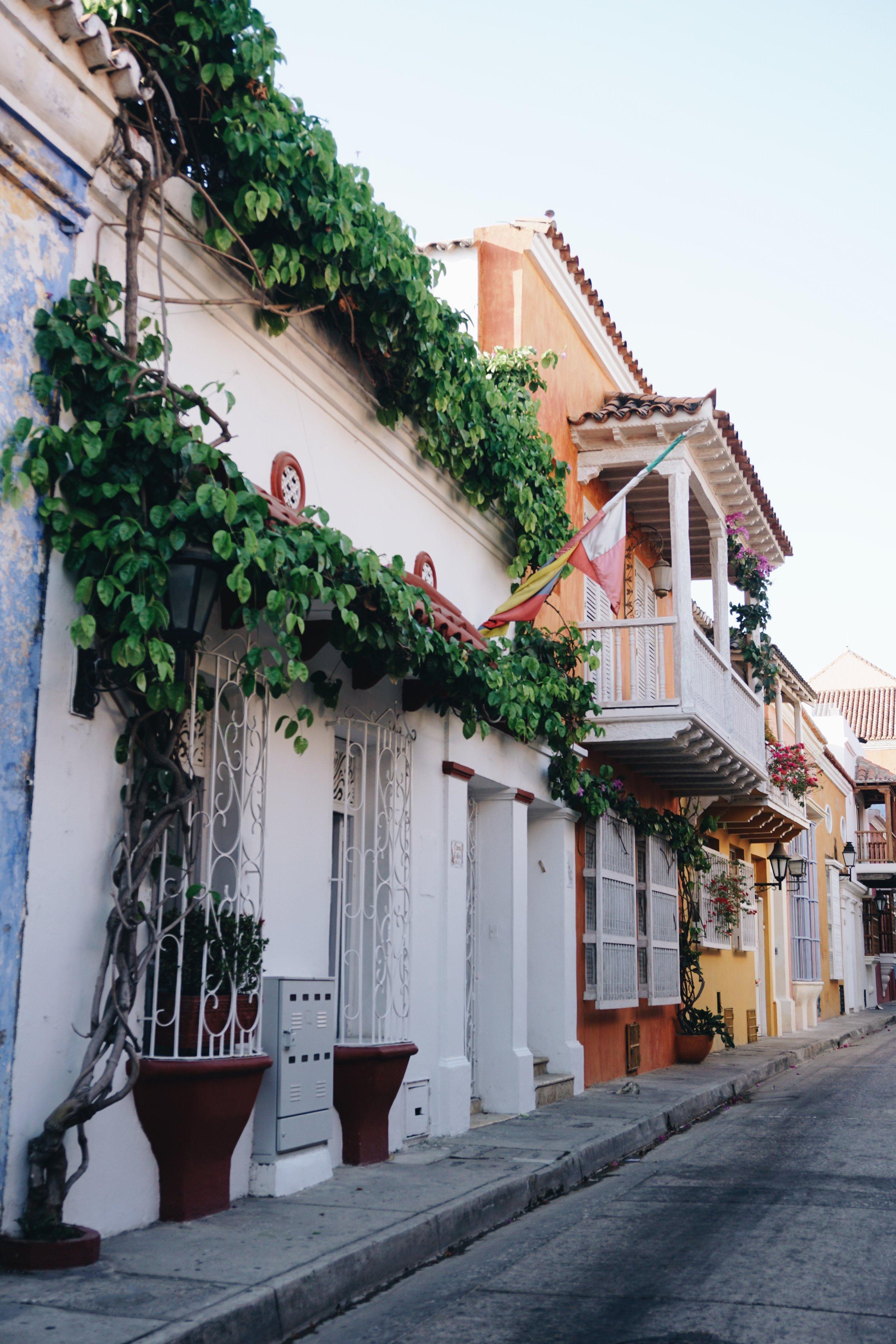 Julia Friedman's travel diary to Cartagena, Colombia.