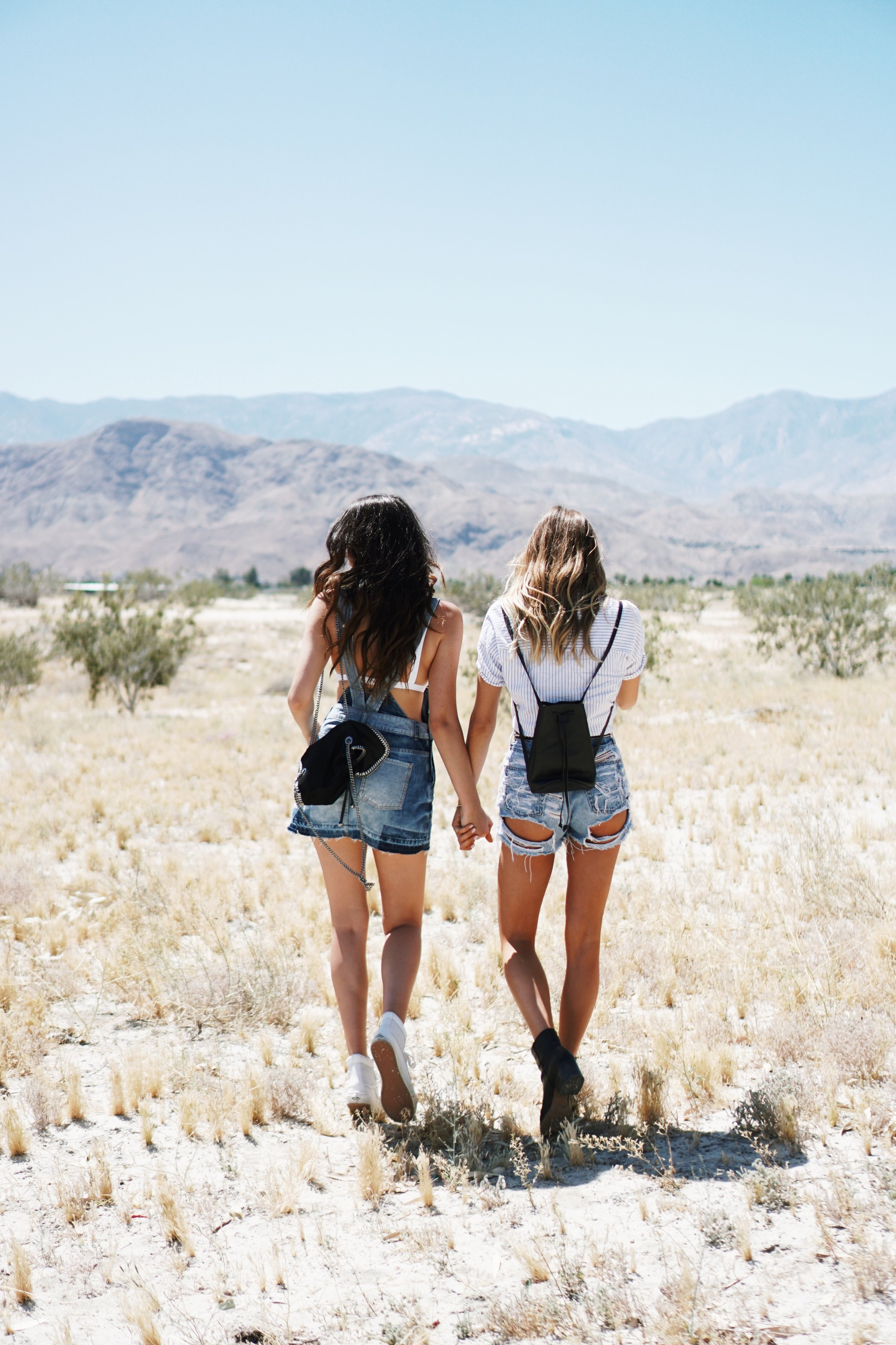 Julia Friedman's Coachella Style.